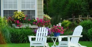 Her daire için bahçe konsepti!