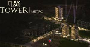 Huzzak Tower Metro teslim tarihi!