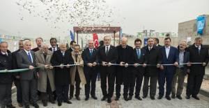 İleri Biyolojik Atıksu Arıtma Tesisi hizmete açıldı!