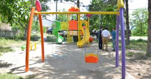 İnegöl'de 32 mahalleye oyun parkı!