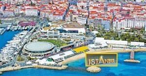 İstanbul tüm görkemiyle MIPIM 2016 Fuarı'nda!