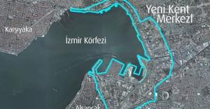 İzmir'de Yeni Kent Merkezi yatırımcıların gözdesi oldu!