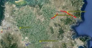 İzmir-Foça arasına bir kestirme yol daha!