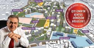 İzmir'in kentsel dönüşüm haritası belli oldu!İşte o bölgeler