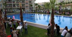 İzmir Soyak Siesta Oxygen'de renkli açılış partisi!