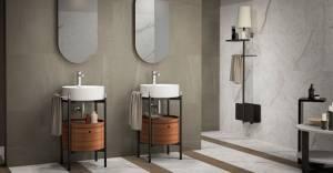 Kale'den 'Icon Mini' serisi ile banyolarda şık bir ambiyans!