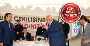 Kastamonu Taşköprü'de 250 emeklinin konutları belirlendi!