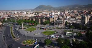 Kayseri Kocasinan'da kentsel dönüşüm çalışmaları devam ediyor!