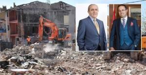 'Kentsel dönüşümde öncelik yaşlı binalara verilmeli'!