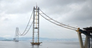 Köprü'de açılış Nisan 2016'da!