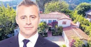 Matt LeBlanc villasını satıyor!