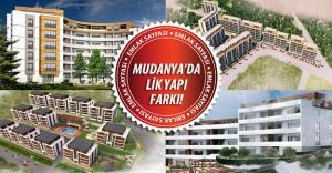 Mudanya'nın geleceğine Lik Yapı imzası...