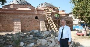 Mudanya'nın ziynetleri gün yüzüne çıkıyor