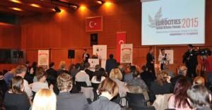 Mustafa Dündar, EUROCITIES'de Sosyal Faaliyetleri Anlatacak!