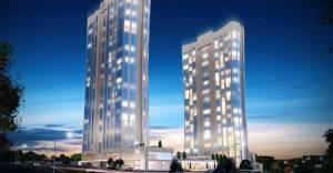NG Residence İstanbul'dan vazo konsepti!