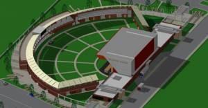 Nilüfer Arena Projesi!