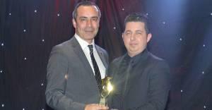 Nilüfer Dernekler Yerleşkesi'ne 'Toplumsal Yaşam Hizmet Ödülü'!