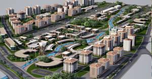 TOKİ kentsel dönüşüm projeleri!