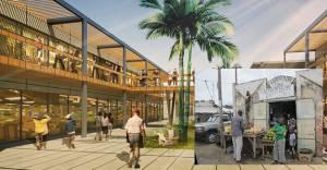 PAB Mimarlık Senegal'de kent pazarları tasarlıyor!