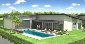 Panorama Villaları örnek daire görselleri!
