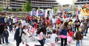 Sinpaş Altınoran'da 23 Nisan coşkuyla kutlandı!