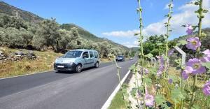 Şirince'ye alternatif yol için 2 milyon liralık yatırım!