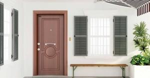 Sur Çelik Kapı'dan, hırsızlığa karşı garanti!