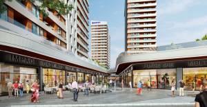 Sur Yapı Mirage'da mağazalar açık arttırma ile satılacak!