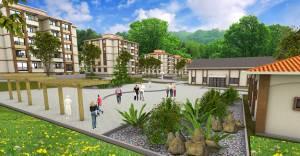 TOKİ Burdur Karamanlı'da 283 konut inşa edecek!