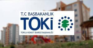 TOKİ'den 34 ilde 180 işyeri, 5 ilde 26 konut ve 3 ilde 10 arsa müzayedesi!