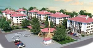 TOKİ Kırıkkale Keskin'de 126 konut inşa edecek!