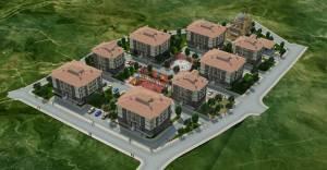 TOKİ Yalova Armutlu'da yerel mimaride 130 konut inşa edecek!