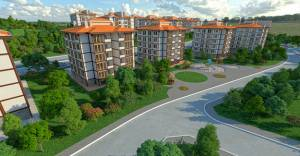 TOKİ Zonguldak Devrek'de 271 konut inşa edicek!
