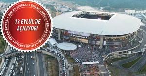 Türk Telekom Arena metro istasyonu açılıyor!