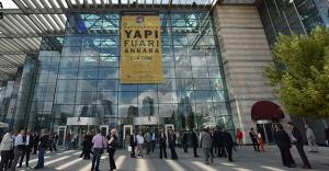 Turkeybuild Ankara'yı 24.562 kişi ziyaret etti!