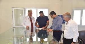 Ünlü futbolcu Ümit Karan Seracity'den ev aldı!