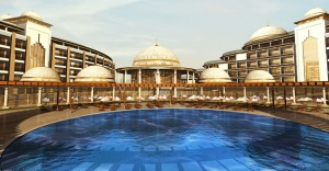 Yalova Thermal Palace'a Arap ilgisi!
