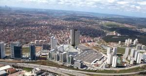 Yeni metro hattı ile Ümraniye'de konutlar yüzde 59 değerlendi!