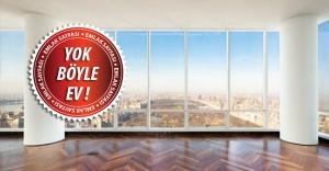 150 bin dolar aylık kiralı ev !