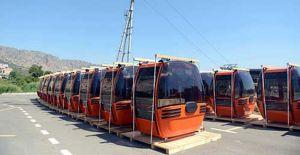 Antalya Sarısu-Tünektepe teleferik projesinde sona gelindi!