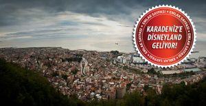 Araplar Trabzon'da 1 milyar dolarlık yatırım yapacak!
