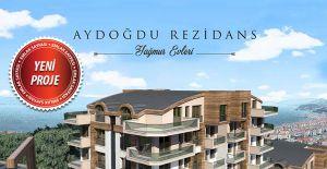 Aydoğdu İnşaat'tan yeni proje; Aydoğdu Rezidans Yağmur Evleri