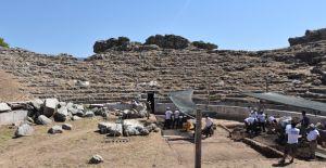 Büyükşehir İznik Roma Tiyatrosu'nu restore ediyor!