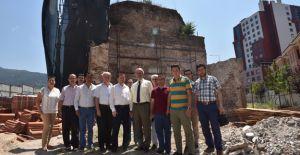 Büyükşehir Osmangazi Kefensüzen Camii'ni restore ediyor!