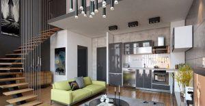 Flexlife Studio Çiğli daire fiyatları!