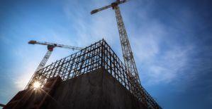 İnşaat sektörü güven endeksi yüzde 2,5 arttı!