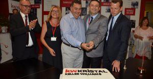 Keller Williams Türkiye'de 10'uncu Bölge Müdürlüğünü açtı!