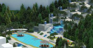 Sular Vadisi projesinin yüzde 79'u tamamlandı!