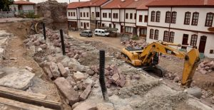 Ankara Hacıbayram-ı Veli Camii yenilendi!