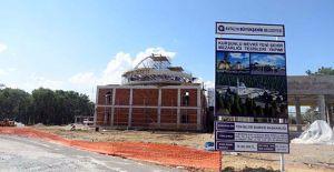 Antalya Kurşunlu Mezarlığı'na 10 milyonluk proje!